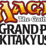 Magic the Gathering Grand Prix Standard Kitakyushu Logo