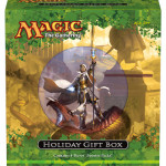Magic the Gathering Holiday Gift Box 2013 Theros Preview