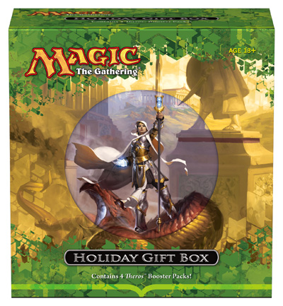 Magic Holiday Gift Box 2013 Geschenkbox