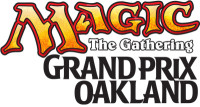 Magic the Gathering Limited Grand Prix Oakland Logo