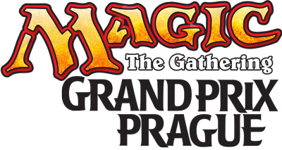 Magic the Gathering Grand Prix Prag Logo