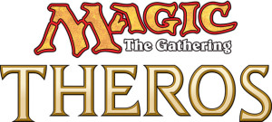 Magic the Gathering Theros Logo Vorbestellung Vorverkauf VVK Preorder Presale