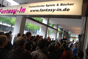 Magic the Gathering Expert Store Fantasy-In Turnier Foto