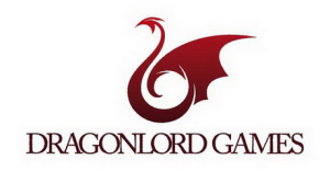 Magic the Gathering Shop Dragonlord games Logo