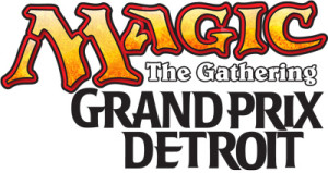 Magic the Gathering Modern Grand Prix Logo