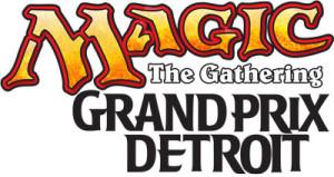 Magic the Gathering Modern Grand Prix Logo