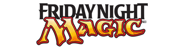 Magiclinks.de FNM Friday Night Magic Logo