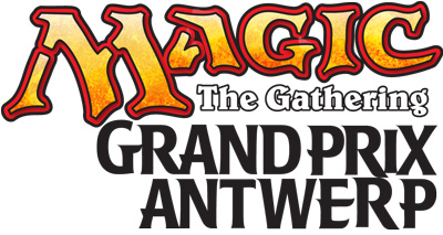 Magic the Gatheing 2013 Modern Grand Prix Antwerpen Logo