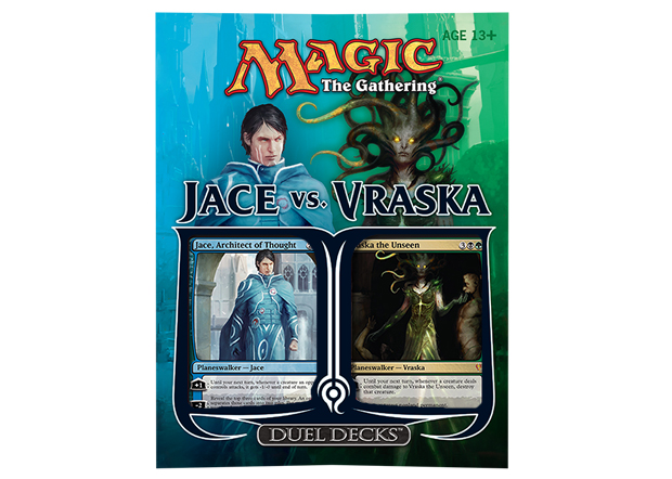 Magiclinks.de Duel Decks: Jace vs. Vraska Product Image Bild