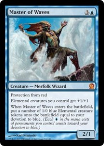 Magiclinks.de Magic the Gathering Theros Master of Waves