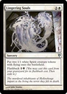 Magic the Gathering Grand Prix Brisbane Modern Top Card Lingering Souls