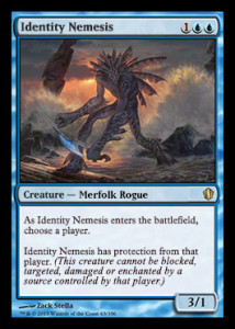 magiclinks.de Magic the Gathering Commander 2013 Spoiler Identity Nemesis