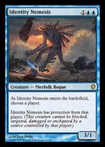 magiclinks.de Magic the Gathering Commander 2013 Spoiler Identity Nemesis
