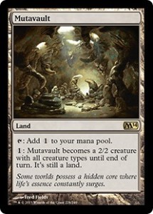 Magiclinks Magic the Gathering Pro Tour Dublin Standard Top Card Karte Image Mutavault