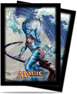 Magic the Gathering Born of the Gods Kiora the Crashing Wave Deck Protector Sleeves
