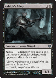 Born of the Gods Spoiler Ashioks Adept