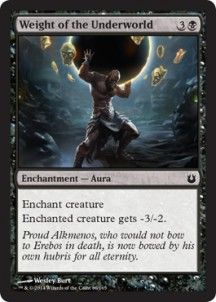 Magic Born of the Gods Spoiler Common