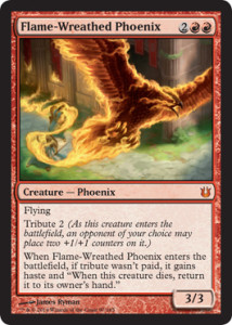 Born of the Gods Spoiler Flame Wreathed Phoenix