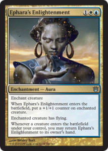 Born of the Gods Visual Spoiler Ephara's Enlightenment