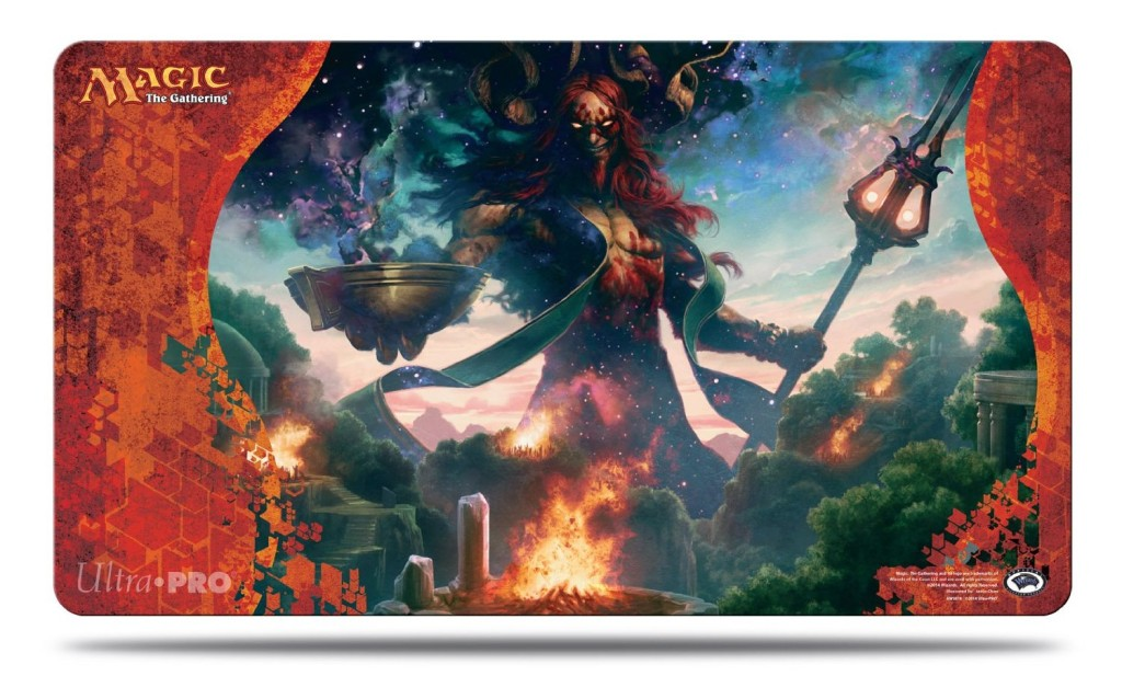Magic Born of the Gods Playmat 5 Xenagos God of Revels