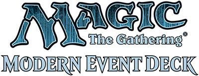 Magic the Gathering Modern Event Deck Logo