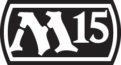 Magic 2015 Expansion Symbol M15