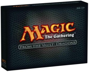 Magic the Gathering From the Vault Dragons Box