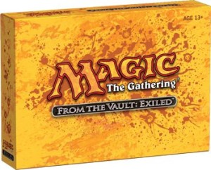 Magic the Gathering From the Vault Exiled Box