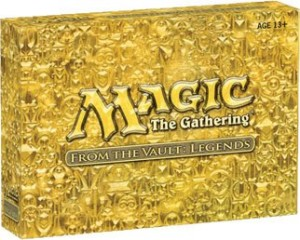 Magic the Gathering From the Vault Legends Box