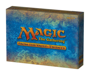Magic the Gathering From the Vault Twenty Box