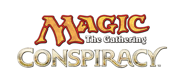 Magic the Gathering Sommer Set Conspiracy Spoiler Logo Entschlüsselt