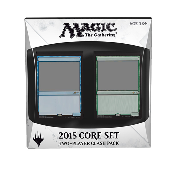 Magic 2015 Core Set Clash Pack Decks Preview