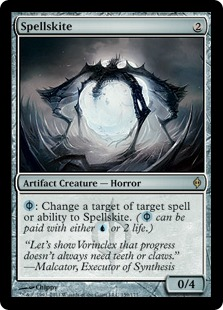 Magic the Gathering Card Image Spellskite