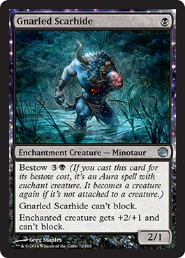 journey into nyx visual spoiler gnarled scarhide