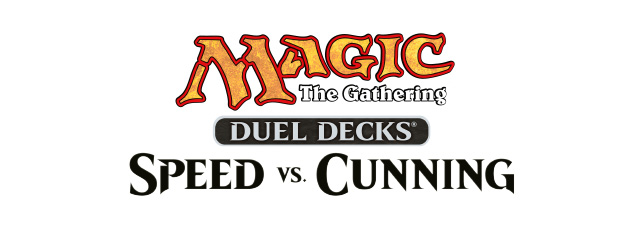 magic the gathering duel decks speed vs. cunning ddn logo