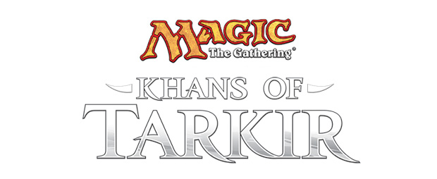 magic the gathering khans of tarkir logo #MTGKTK KTK