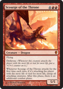 mtg conspiracy visual spoiler CNS #MTGCNS dragon scourge of the throne