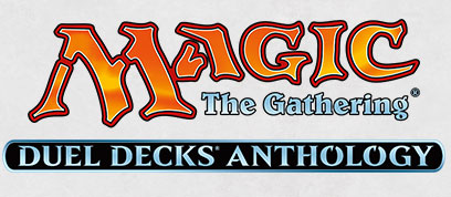 Duel Decks Anthology Logo #MTGAnthology DD3 magiclinks.de