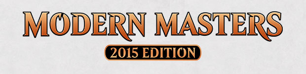 magic the gathering modern masters 2015 #MTGMM2015 logo